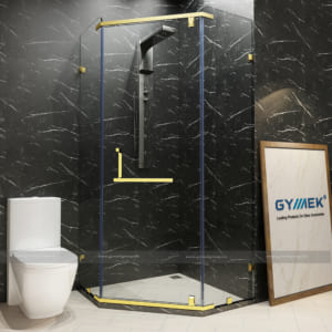 GYMEK- Thông tin hữu ích về vách tắm kính