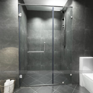 cabin tắm 90 độ