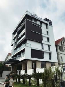 Khách sạn tiêu chuẩn 5 sao MILANO